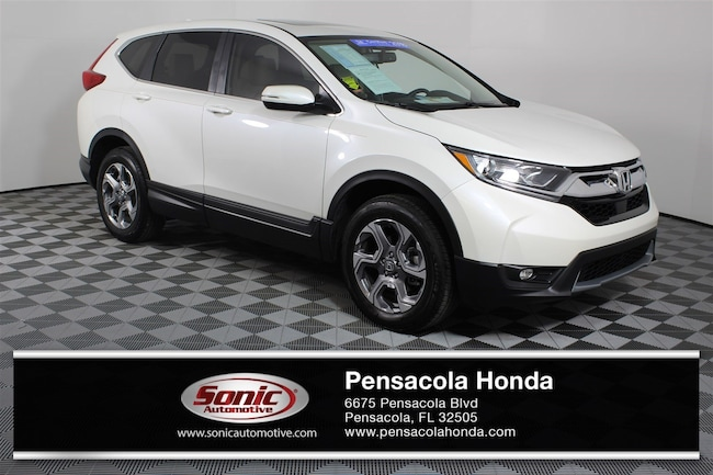 Certified Pre-Owned 2018 Honda CR-V EX-L  AWD SUV for sale in Pensacola, FL