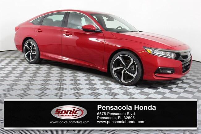 New 2019 Honda Accord Sport Sedan for sale in Pensacola, FL