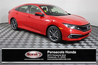 New 2019 Honda Civic EX Sedan for sale in Pensacola