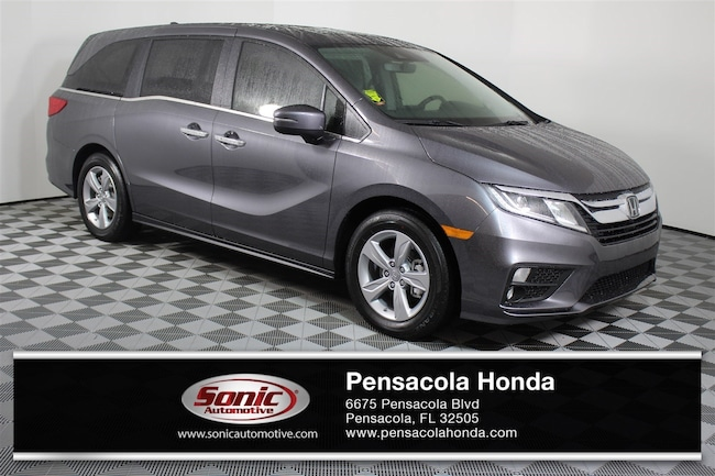 New 2019 Honda Odyssey EX-L Van for sale in Pensacola, FL