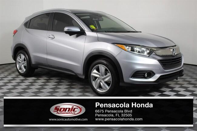 New 2019 Honda HR-V EX-L 2WD SUV for sale in Pensacola, FL