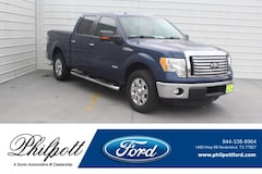 2012 Ford F-150 XLT 2WD Supercrew 145 Truck SuperCrew Cab