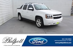 2007 Chevrolet Avalanche 1500 LT w/3LT 2WD Crew Cab 130 Truck Crew Cab