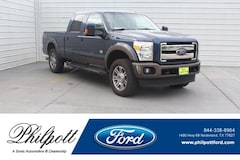 2016 Ford F-250 King Ranch 4WD Crew Cab 156 Truck Crew Cab