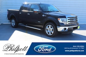 2014 Ford F-150 King Ranch 2WD Supercrew 145