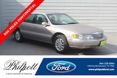 1999 Lincoln Continental 4dr Sdn Sedan