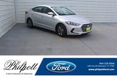 Used 2018 Hyundai Elantra SEL  2.0L Auto Alabama Sedan for sale in Nederland, TX