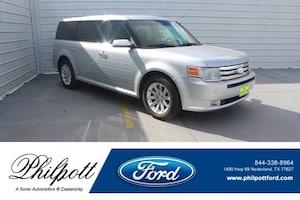 2012 Ford Flex SEL 4dr  FWD