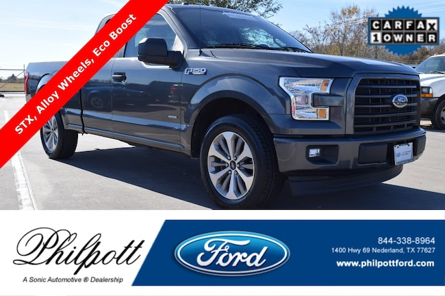 Used 2017 Ford F-150 XL  2WD Supercab 6.5 Box Truck SuperCab Styleside for sale in Nederland, TX