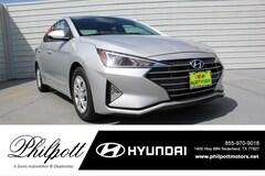 New 2020 Hyundai Elantra SE Sedan for sale in Nederland, TX