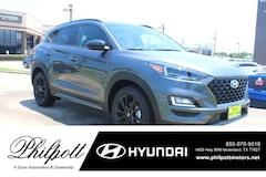 New 2019 Hyundai Tucson Night SUV for sale in Nederland, TX