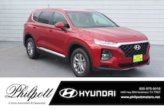 New 2019 Hyundai Santa Fe SE SUV for sale in Nederland TX