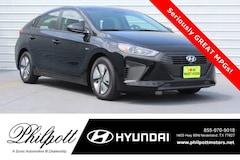 New 2018 Hyundai Ioniq Hybrid Hatchback for sale in Nederland, TX