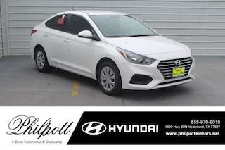 New 2019 Hyundai Accent SE Sedan for sale in Nederland, TX