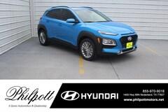 New 2019 Hyundai Kona SEL SUV for sale in Nederland, TX