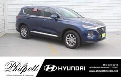 New 2019 Hyundai Santa Fe SE SUV for sale in Nederland, TX