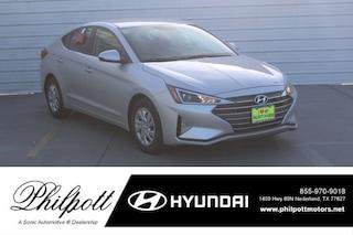 New 2019 Hyundai Elantra SE Sedan for sale in Nederland, TX