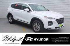 New 2019 Hyundai Santa Fe SEL SUV for sale in Nederland, TX