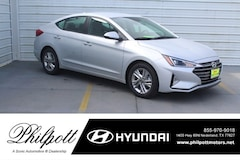 New 2019 Hyundai Elantra SEL Sedan for sale in Nederland, TX