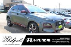 New 2019 Hyundai Kona Iron Man SUV for sale in Nederland, TX