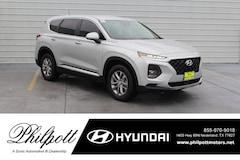 New 2019 Hyundai Santa Fe SUV for sale in Nederland, TX