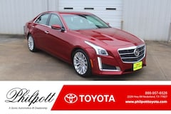 2014 CADILLAC CTS Performance RWD 4dr Sdn 2.0L Turbo Sedan