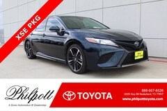Certified 2018 Toyota Camry XSE  Auto Natl Sedan in Beaumont