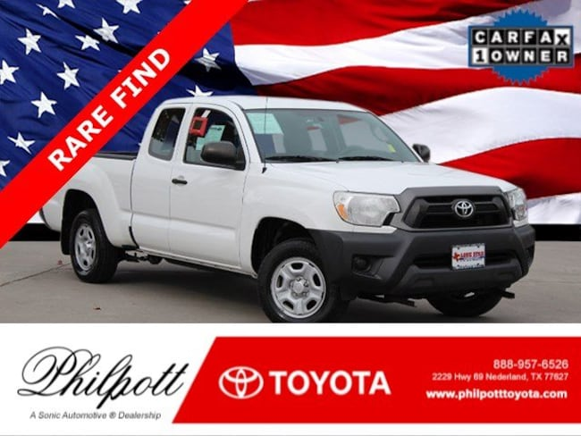 Used 2015 Toyota Tacoma 2WD Access Cab I4 AT Natl Truck Access Cab in Nederland
