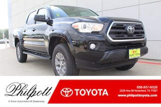 New 2019 Toyota Tacoma SR5 V6 Truck Double Cab for sale in Nederland, TX