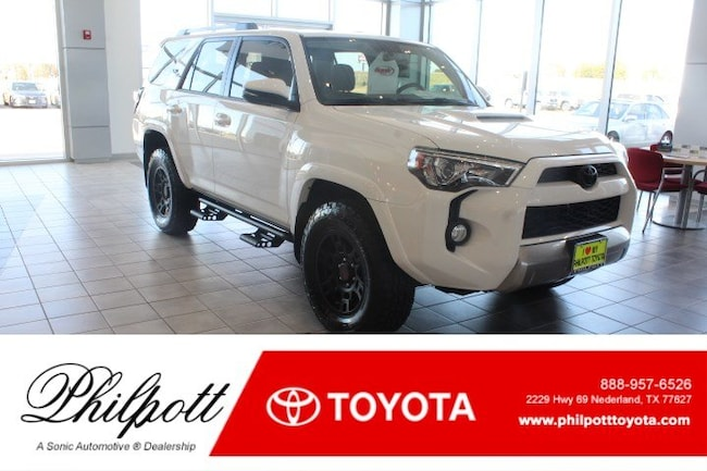 New 2019 Toyota 4Runner TRD Off Road Premium SUV in Nederland