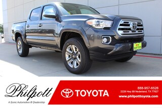 New 2019 Toyota Tacoma Limited V6 Truck Double Cab for sale in Nederland, TX