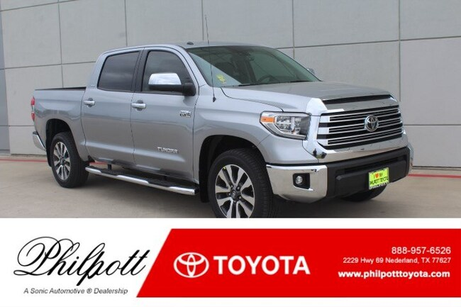 New 2019 Toyota Tundra Limited 5.7L V8 Truck CrewMax in Nederland