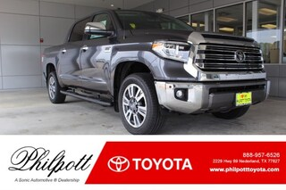 New 2019 Toyota Tundra 1794 5.7L V8 Truck CrewMax for sale in Nederland, TX