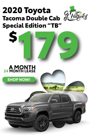 "2020 Toyota Tacoma Special Edition ""TB Package"""