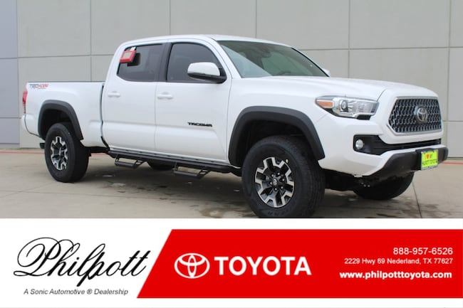 New 2019 Toyota Tacoma TRD Off Road V6 Truck Double Cab in Nederland