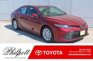 New 2019 Toyota Camry LE Sedan for sale in Nederland, TX