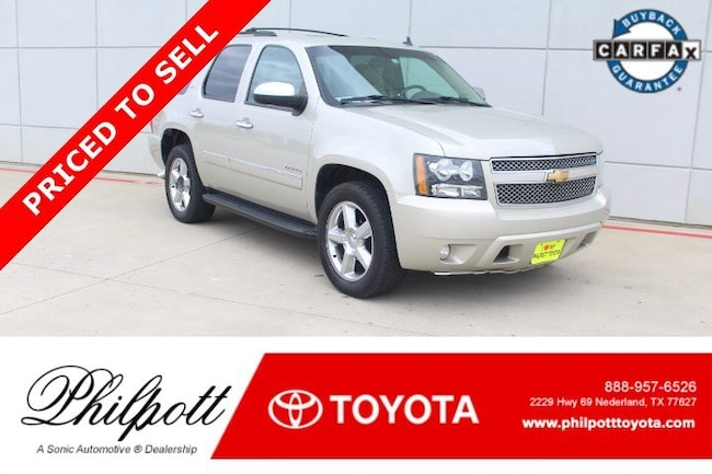 Used 2014 Chevrolet Tahoe LTZ 2WD 4dr SUV for sale in Nederland, TX