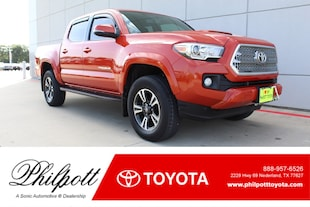2016 Toyota Tacoma TRD Off Road 2WD Double Cab V6 AT  Natl Truck Double Cab