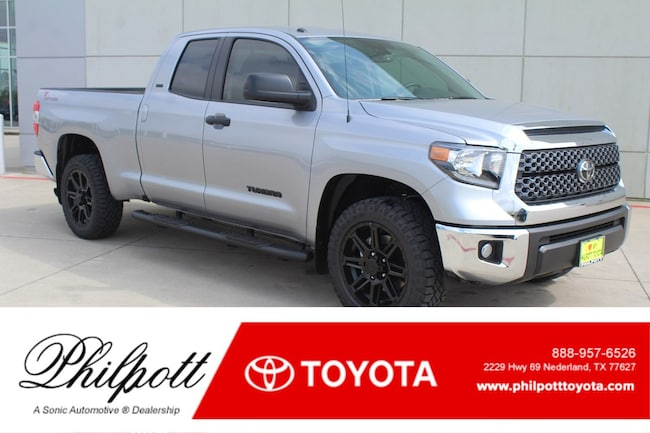 New 2019 Toyota Tundra SR5 4.6L V8 Special Edition Truck Double Cab in Nederland