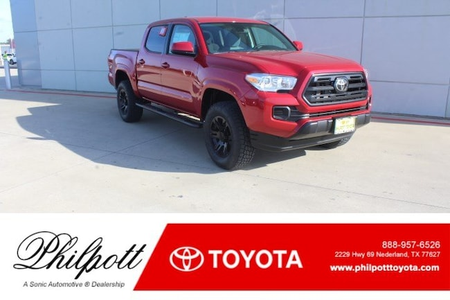 New 2019 Toyota Tacoma SR Special Edition Truck Double Cab in Nederland