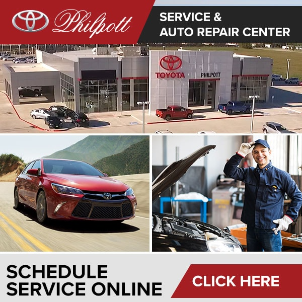 Schedule Toyota Service Online Near Beaumont