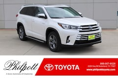 New 2019 Toyota Highlander Hybrid Limited Platinum V6 SUV in Nederland