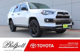 New 2019 Toyota 4Runner Limited Nightshade SUV for sale in Nederland TX