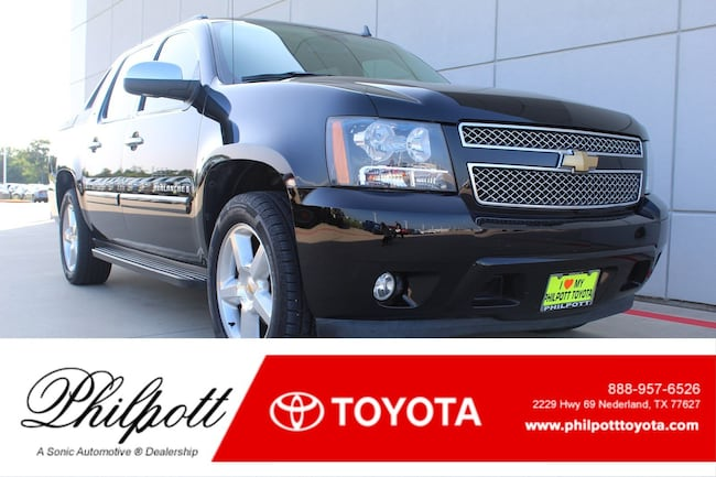 Used 2008 Chevrolet Avalanche 1500 LTZ 2WD Crew Cab 130 Truck Crew Cab for sale in Nederland, TX