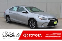 Used 2016 Toyota Camry SE 4dr Sdn I4 Auto  Natl Sedan in Nederland, TX