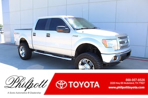 2013 Ford F-150 XLT 4WD Supercrew 145