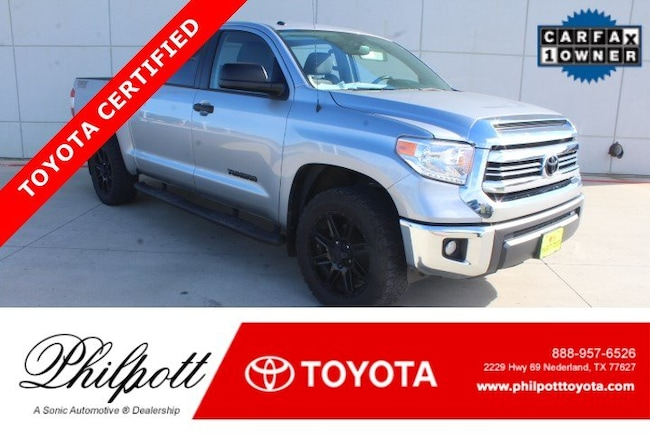 Used 2017 Toyota Tundra SR5  Crewmax 5.5 Bed 4.6L Natl Truck CrewMax in Nederland