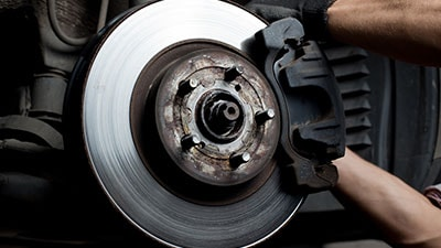 Free Brake Inspection, plus $10 off recommended brake service