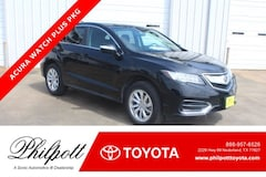 Used 2016 Acura RDX Tech/Acurawatch Plus Pkg FWD 4dr SUV in Beaumont