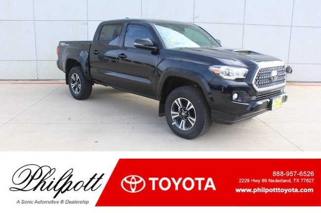 New 2019 Toyota Tacoma TRD Sport V6 Truck Double Cab in Nederland